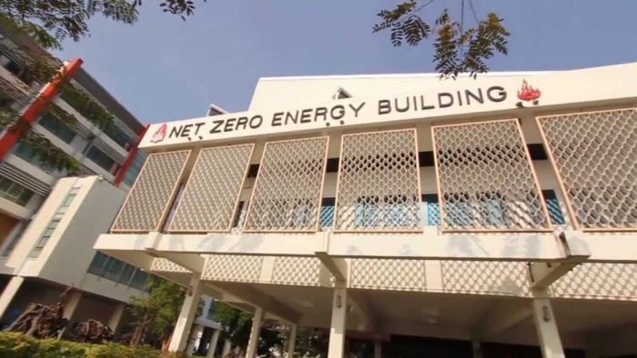 Net Zero Energy Buildings rely on exceptional energy conservation and on-site renewable generation to meet energy requirements..
