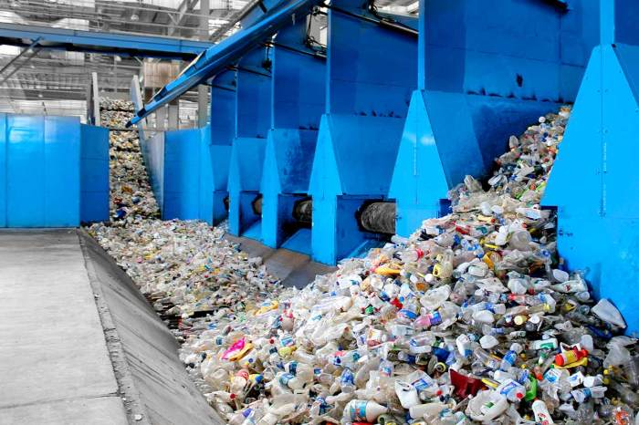 GCC urgently requires more recycling facilities, like this MRF in Sharjah