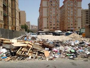 garbage-dump-kuwait
