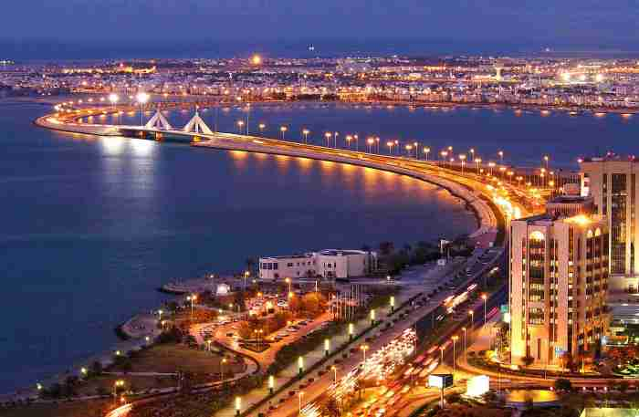 Per capita energy consumption in Bahrain is among the highest worldwide