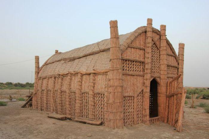mudhif-iraq
