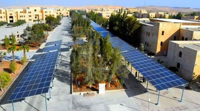 solarpvjordanuniversity