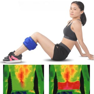 Electric Massager Waist Leg Arm Belt Massager Vibration Slimming Fitness Massager Exercise Tools