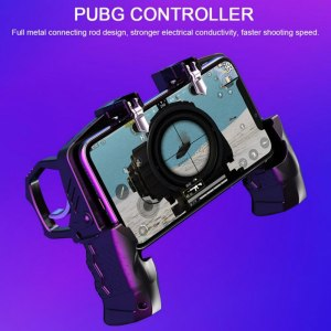 K21 Gamepad For Pubg Controller For Smart Phone Game Shooter PUBG Trigger Fire Button For IPhone Android Phone Gamepad G1