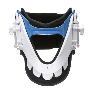 Neck Collar Cervical Spine Traction Fixator Support Brace Adjustable Pre-formed Collar Bracket For Extraction & Rehabilitation
