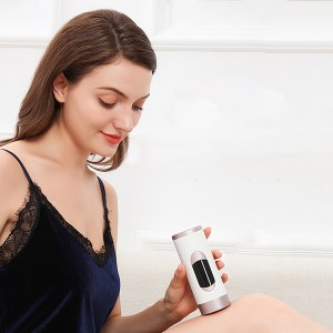 999999 FLASHES IPL Hair Removal Device 360 ° Whole Body Laser Hair Removal Impulse Epilator 5 Gear Adjustment 0.9s Light Emission Speed