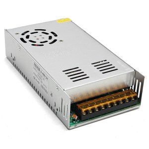 Geekcreit® AC 110-240V Input To DC 24V 17A 400W Switching Power Supply Driver Board