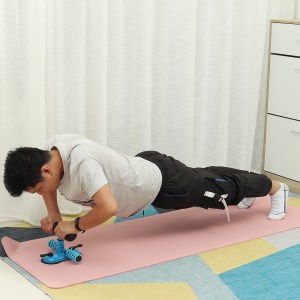Adjustable Massage Sit Up Bars Abdominal Core Workout Strength Training Sit up Assist Equipment Home Gym Exercise Tools