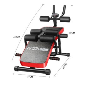 KALOAD Adjustable Sit up Bench Abdominal Training Folding Dumbbell Stool Supine Board Home Fitness Equipment