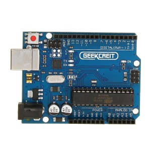 Geekcreit® UNO R3 ATmega16U2 AVR USB Development Main Board Geekcreit for Arduino - products that work with official Arduino boards