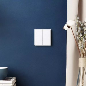 NEW Aqara D1 Zigbee Smart WIFI Wall Switch 1/2/3 Gang LIVE/NEUTRAL LINE APP Remote Controller