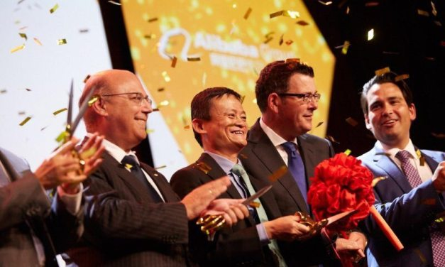 Alibaba's Australian Headquarter Set Out to Conquer the Asia-Pacific Area