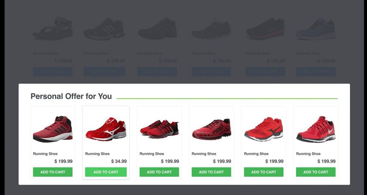 How to use Progressive Personalization for E-Commerce Stores