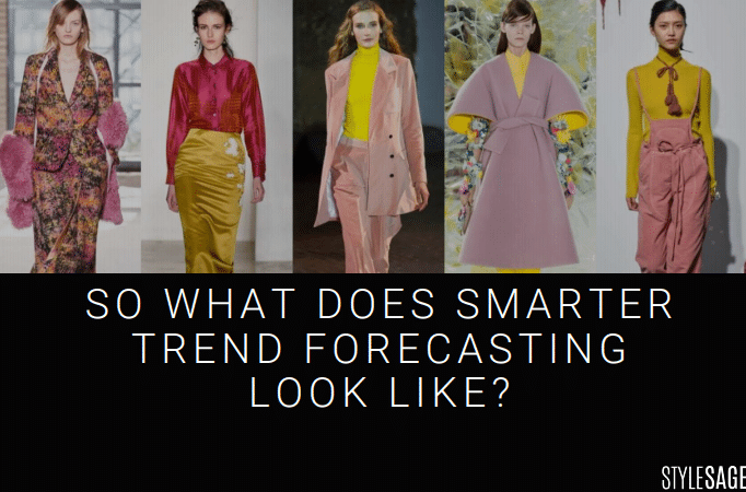 Smarter Trend Forecasting With Data