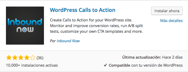 plugin wordpress call to action
