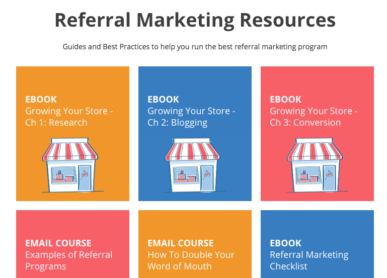 what is referralcandy guides