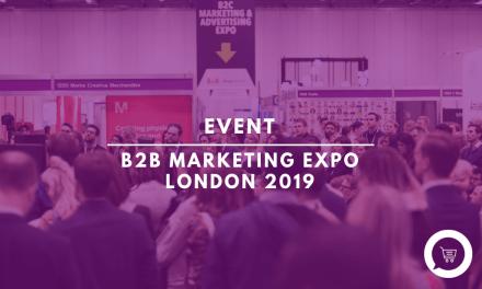 B2B Marketing Expo London 2019