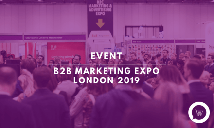 B2B Marketing Expo London 2019