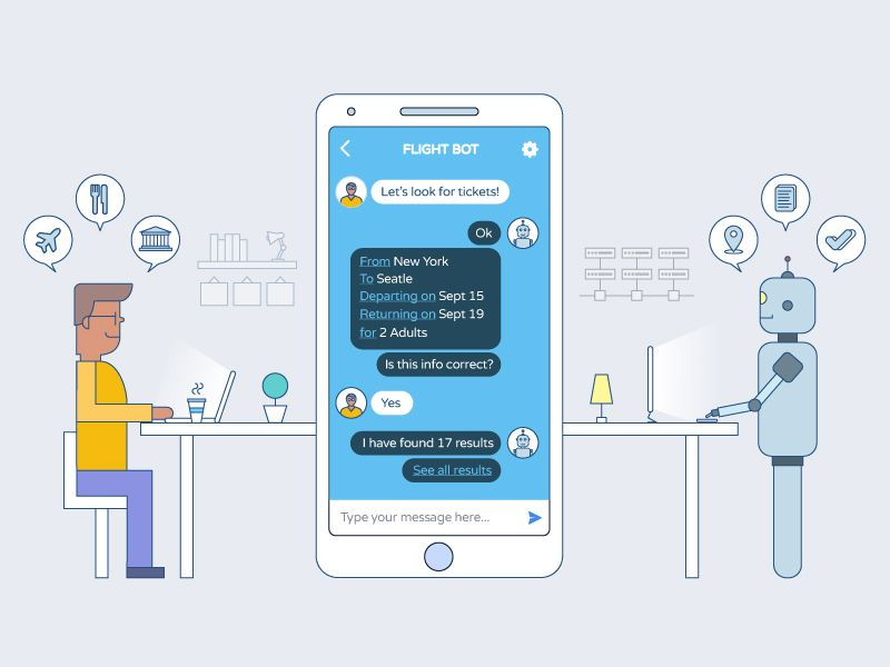 Chatbots: Advantages and disadvantages of these tools