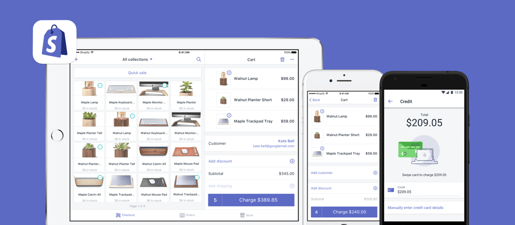 Shopify plans and prices analysis Which is the best - Barcode reader