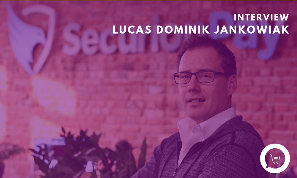 Lucas Dominik (SecurionPay): « The overall experience needs to be smooth and adjusted to customers' behavior »