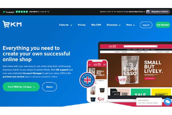 EKM Homepage
