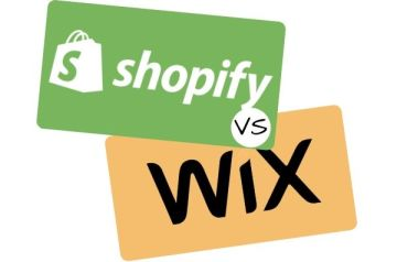 Shopify vs Wix Ecommerce Comparison