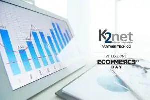 K2net tra i partner tecnici dell'VIII edizione di EcommerceDay