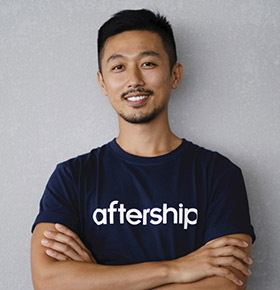 Aftership Cofounder and CPO Andrew Chan