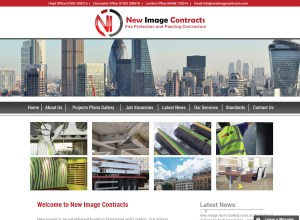 New Image Contracts in Doncaster and London