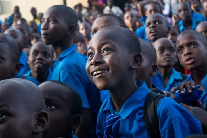 Bevolkingsgroei maakt een welvarend en groen Afrika mogelijk