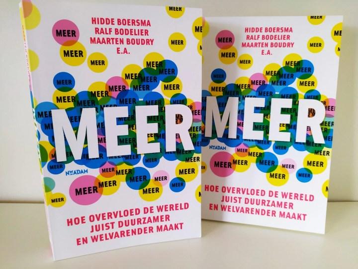Boek: Meer: Hoe overvloed de wereld juist duurzamer en welvarender maakt