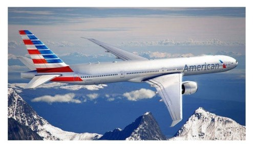 American Airline New Logo