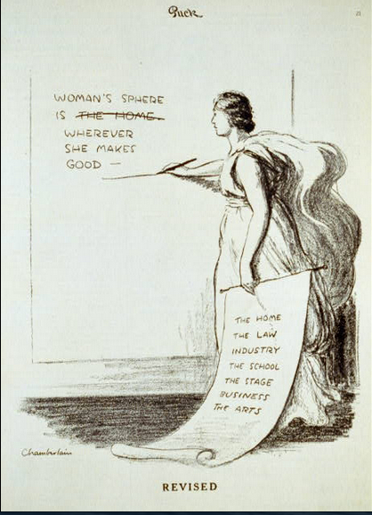 Gender Issues Suffrage History
