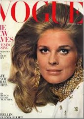 Entrepreneur Eileen Ford has Candice Bergen as a model.