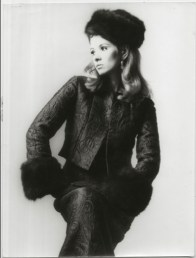 Entrepreneur Eileen Ford represented Martha Stewart when she was a model.