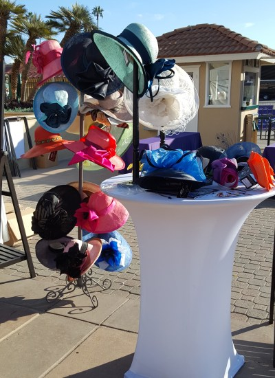 Grouping of hats for sale, multiple colors