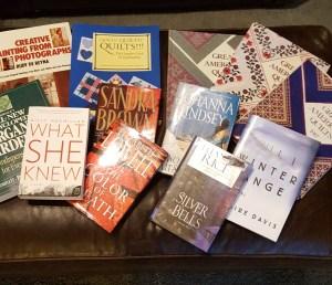 A dozen books