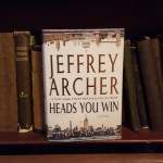 Book Cover for Jeffrey Archer novel Heads You Win