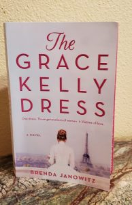 The Grace Kelly Dress Book Cover
