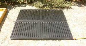 panneau solaire radiateur