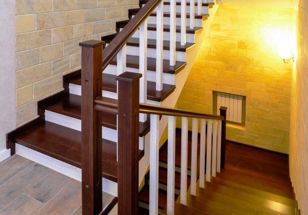 Лестницы В Доме На Второй Этаж Фото Из Дерева