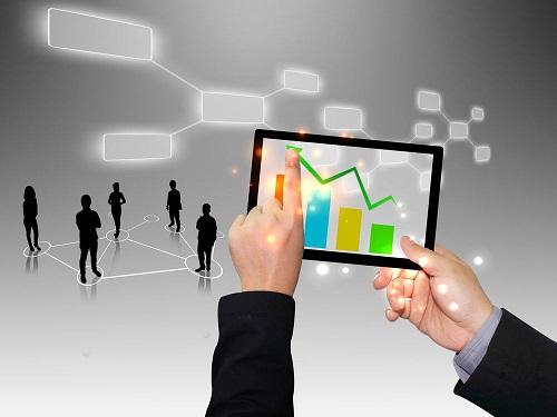 Elige software de gestión comercial