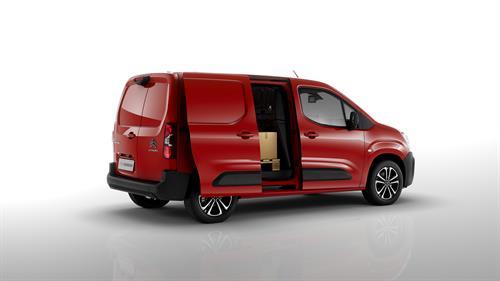 Resultado de imagen de Citroën Berlingo Van