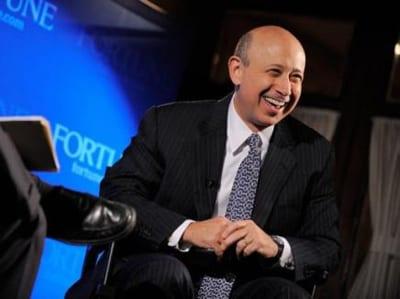 Goldman Sachs okey El jefe del Goldman Sachs, personaje del año para el Financial Times