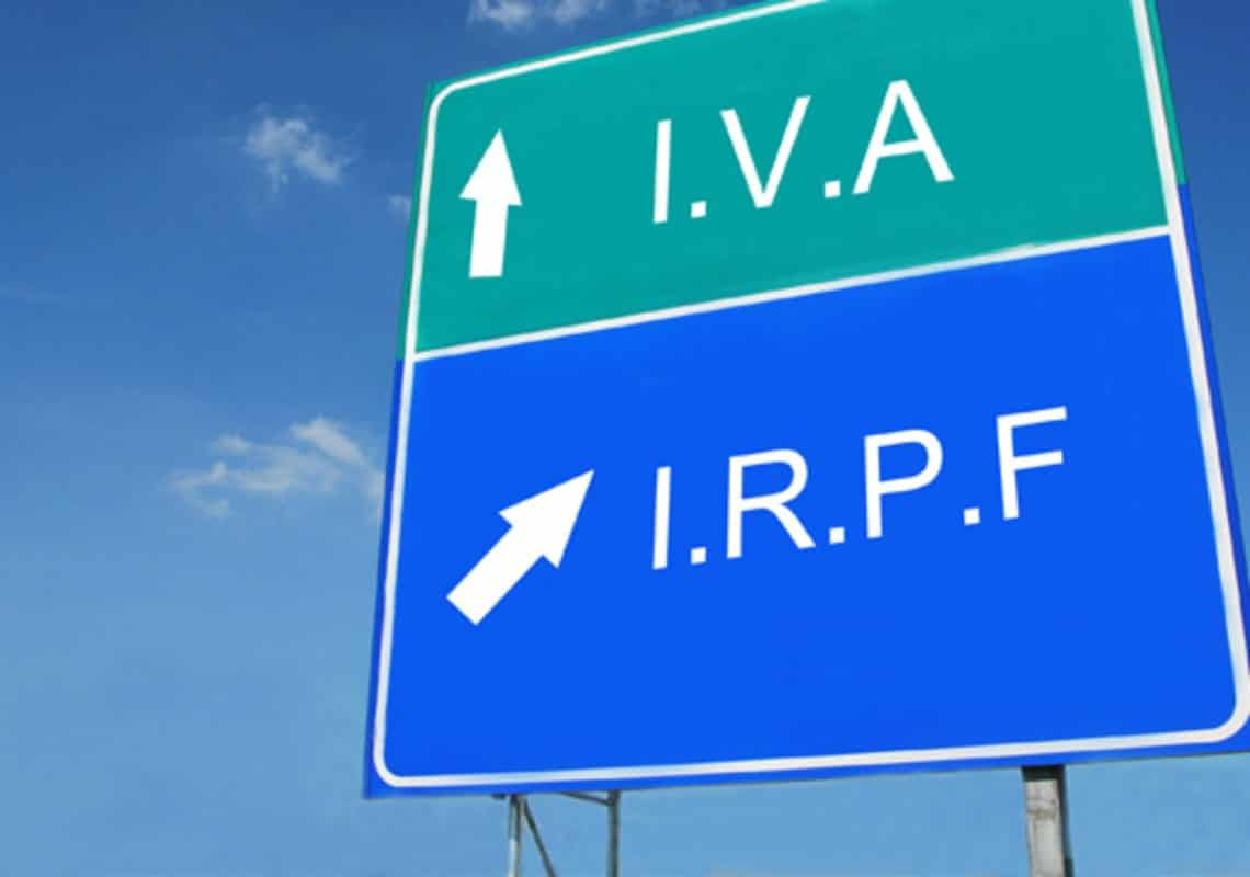 Tramos del IRPF