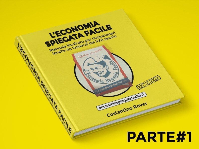 E-Book di Economia Spiegata Facile cover