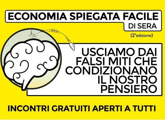 serate di economia, seconda edizione