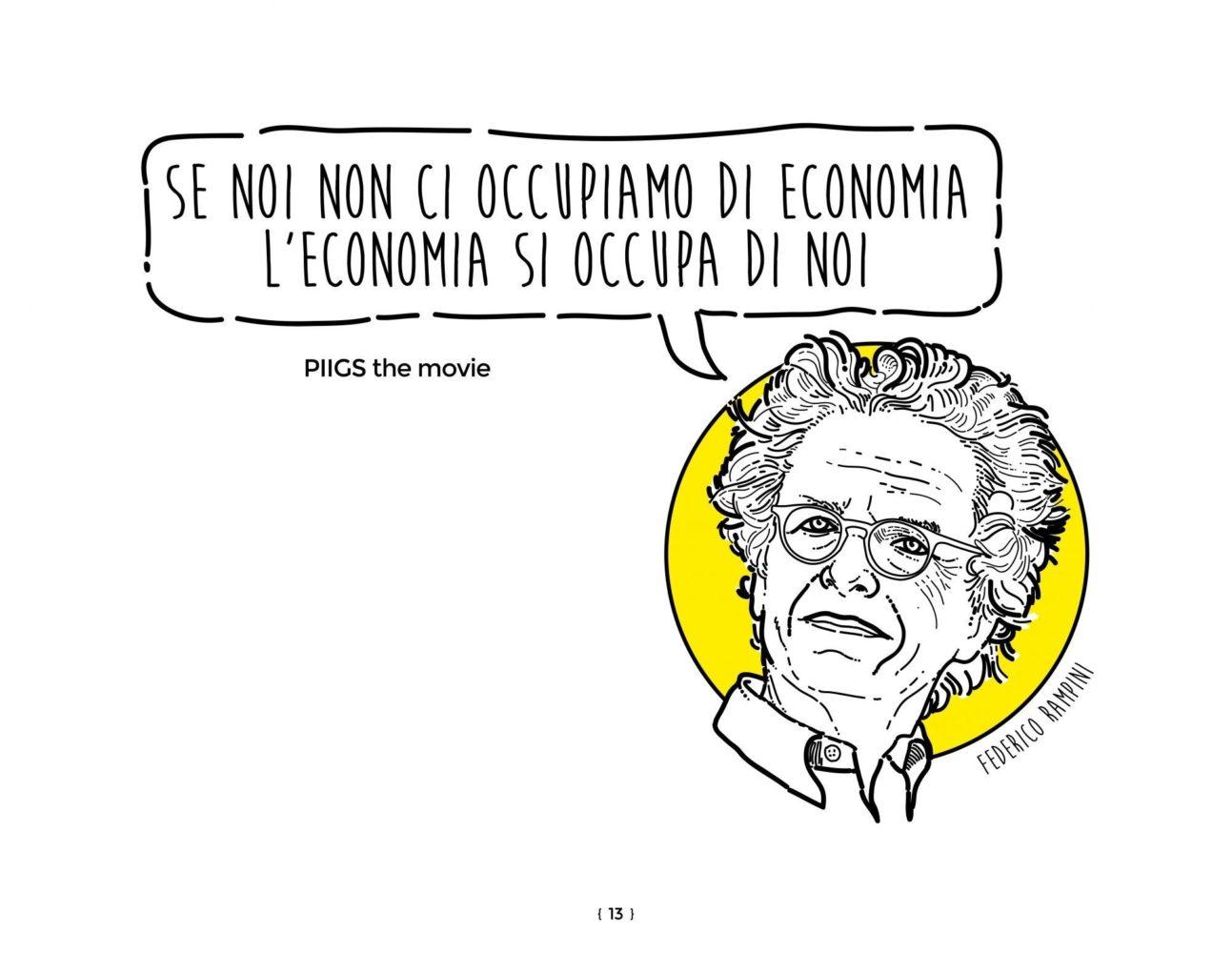 Manuale di economia: L'Economia Spiegata Facile - Federico rampini