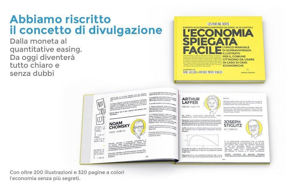 libro di economia spiegata facile